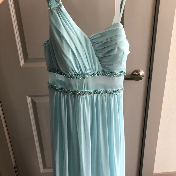 Dresses & Skirts - Light blue prom dress!